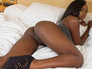 Ebony girl videos